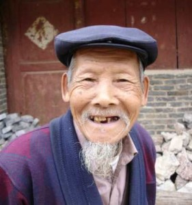 Old Chinese man - Copy