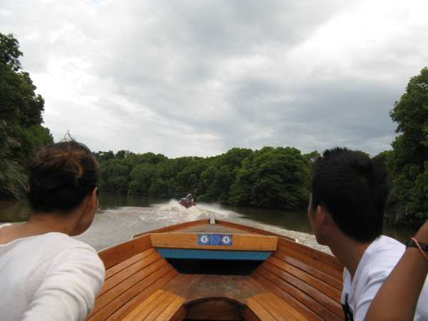 long boat tour