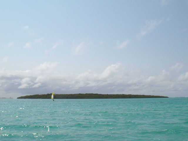 Ile_aux_Aigrettes_Nature_Reserve_from_offshore,_Mauritius